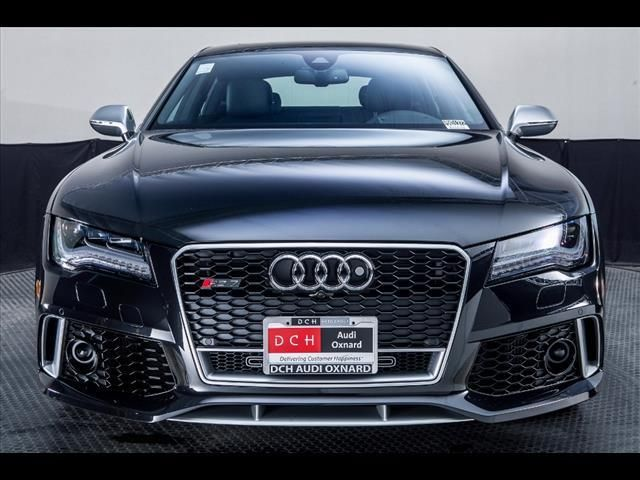 2014 audi rs7 4 0tquattroprestige awd 4 0t quattro prestige 4dr coupe coupe 4 doors black for. Black Bedroom Furniture Sets. Home Design Ideas