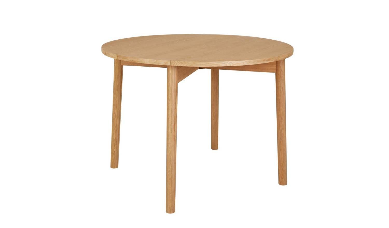 Buy Habitat Suki Extending 2 4 Seater Dining Table Oak Veneer Dining Tables Argos In 2020 Oak Dining Table 4 Seater Dining Table Round Dining Table