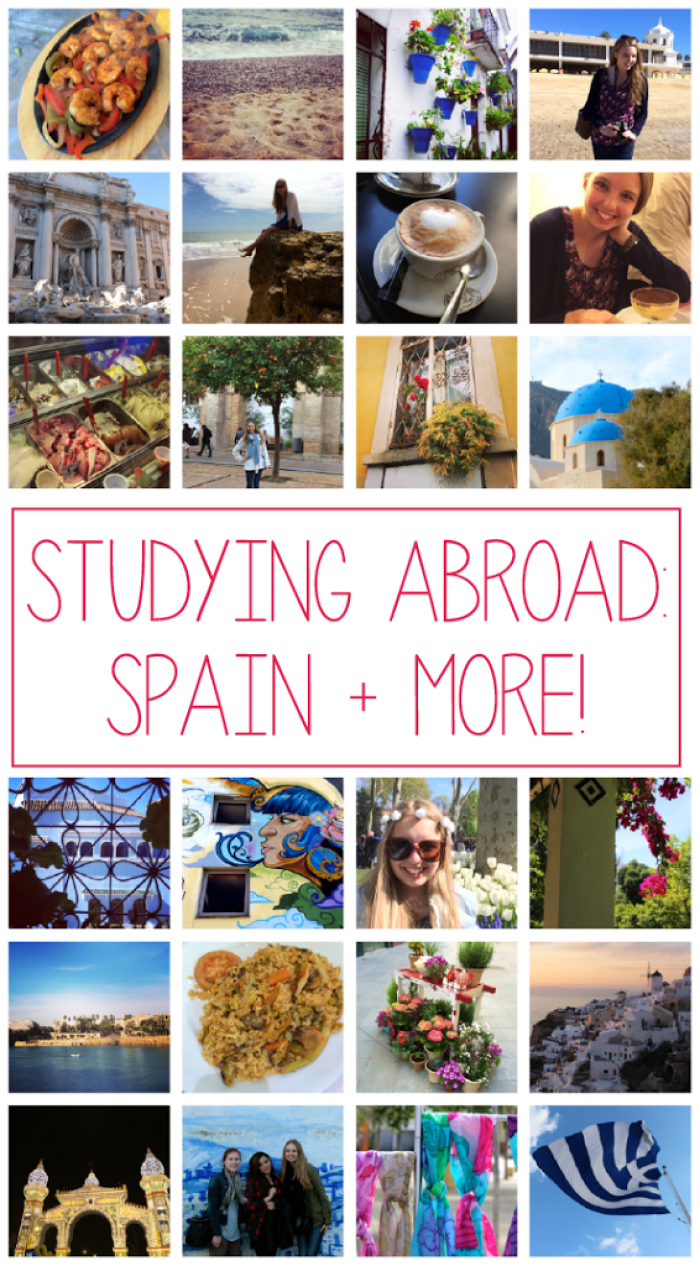 Studying Abroad in Spain & Europe