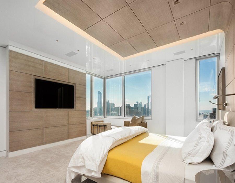 Manhattan'da Modern Çatı Katı Daire