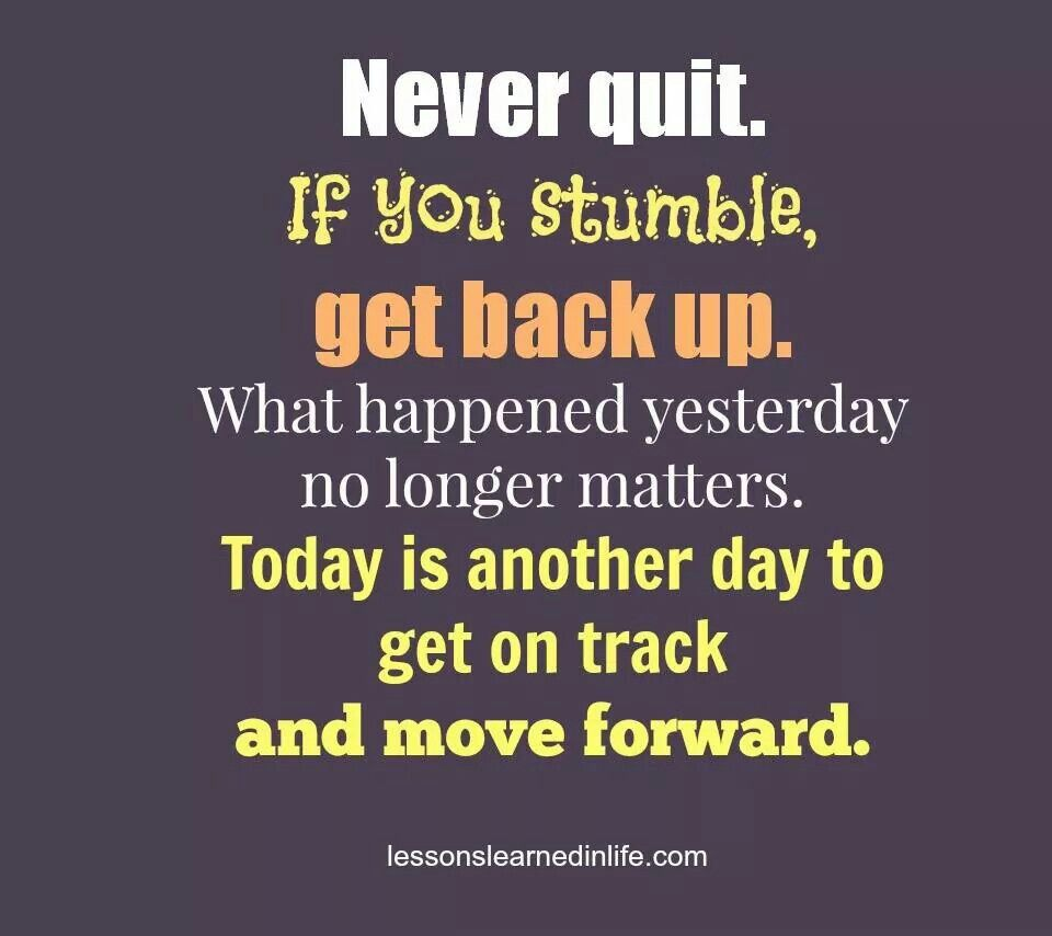 Get Back Up Quotes: Motivation, Motivational And
