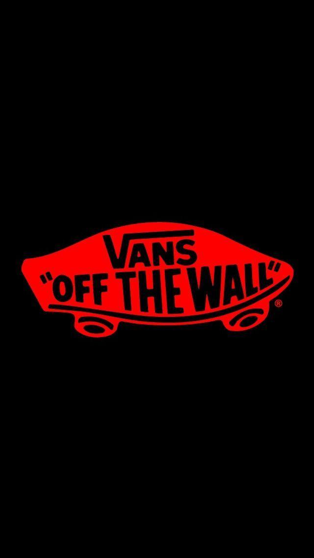 Vans Wallpaper Vans off the wall, Vans logo, Iphone