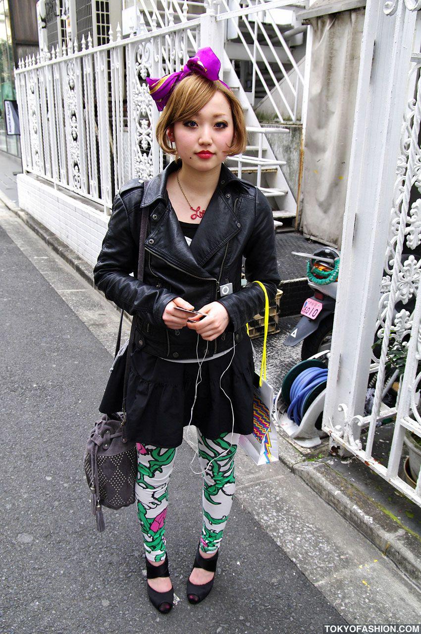 Harajuku Street Fashion Pretty Japanese Girl In Shibuya Harajuku Pinterest Japanese
