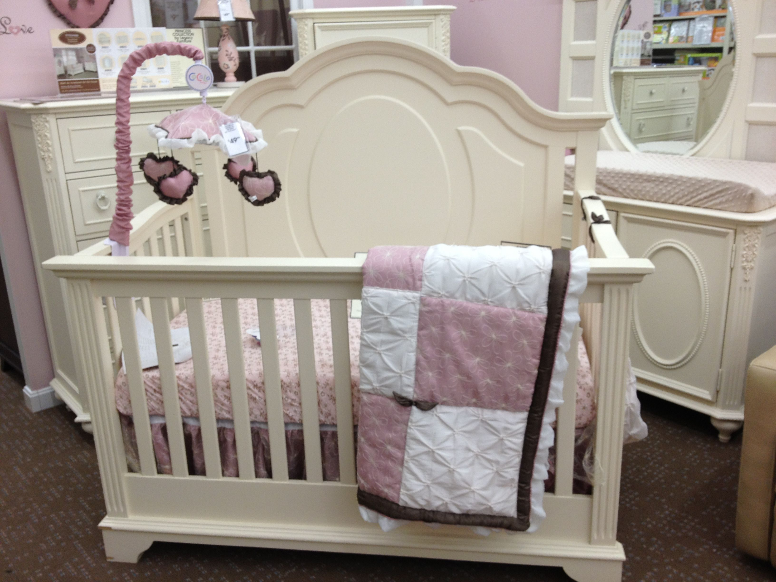 cream crib buy buy baby