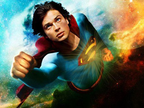 Clark Superman Smallville Wallpaper