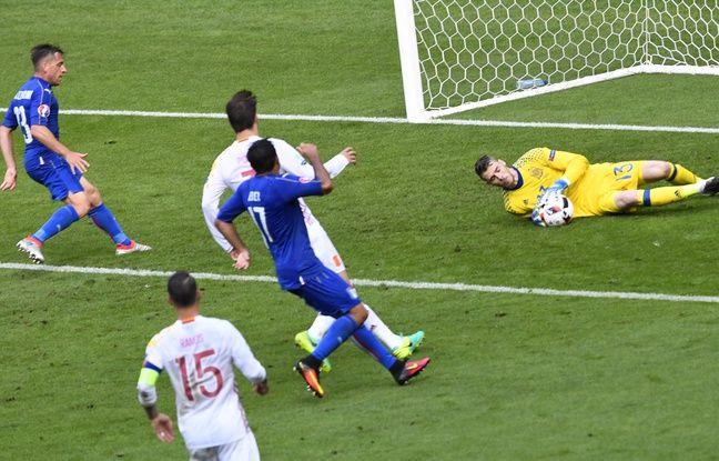 EN DIRECT. Euro 2016: Italie-Espagne, De Gea est MONSTRUEUX, le ...