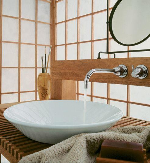Robinetterie Salle De Bain Zen Robinets Lavabos Vasques