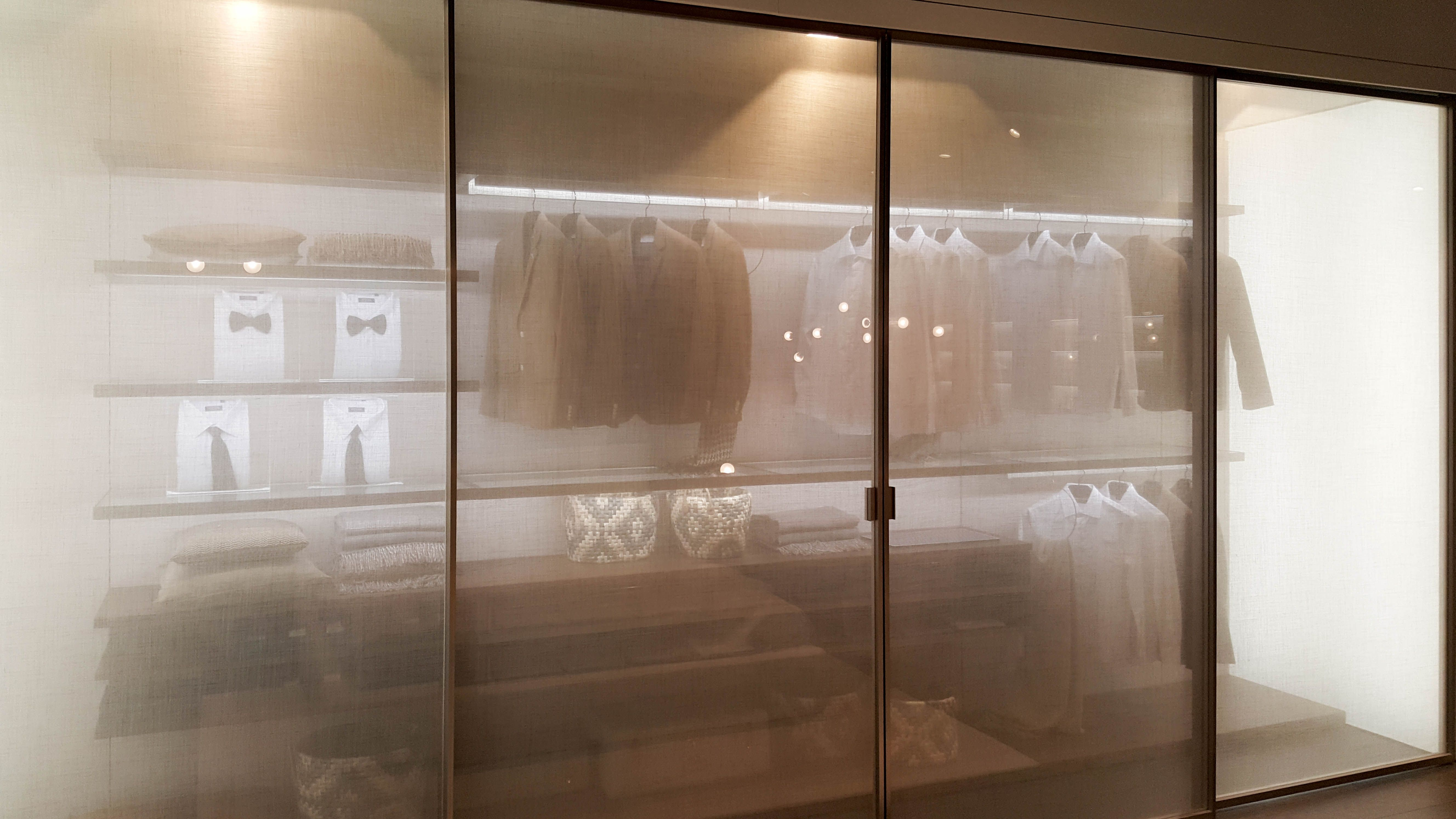 drawer design main in closets i to hanging saw drills double the built look achieve shelving you img closet above units makeover frills and day another