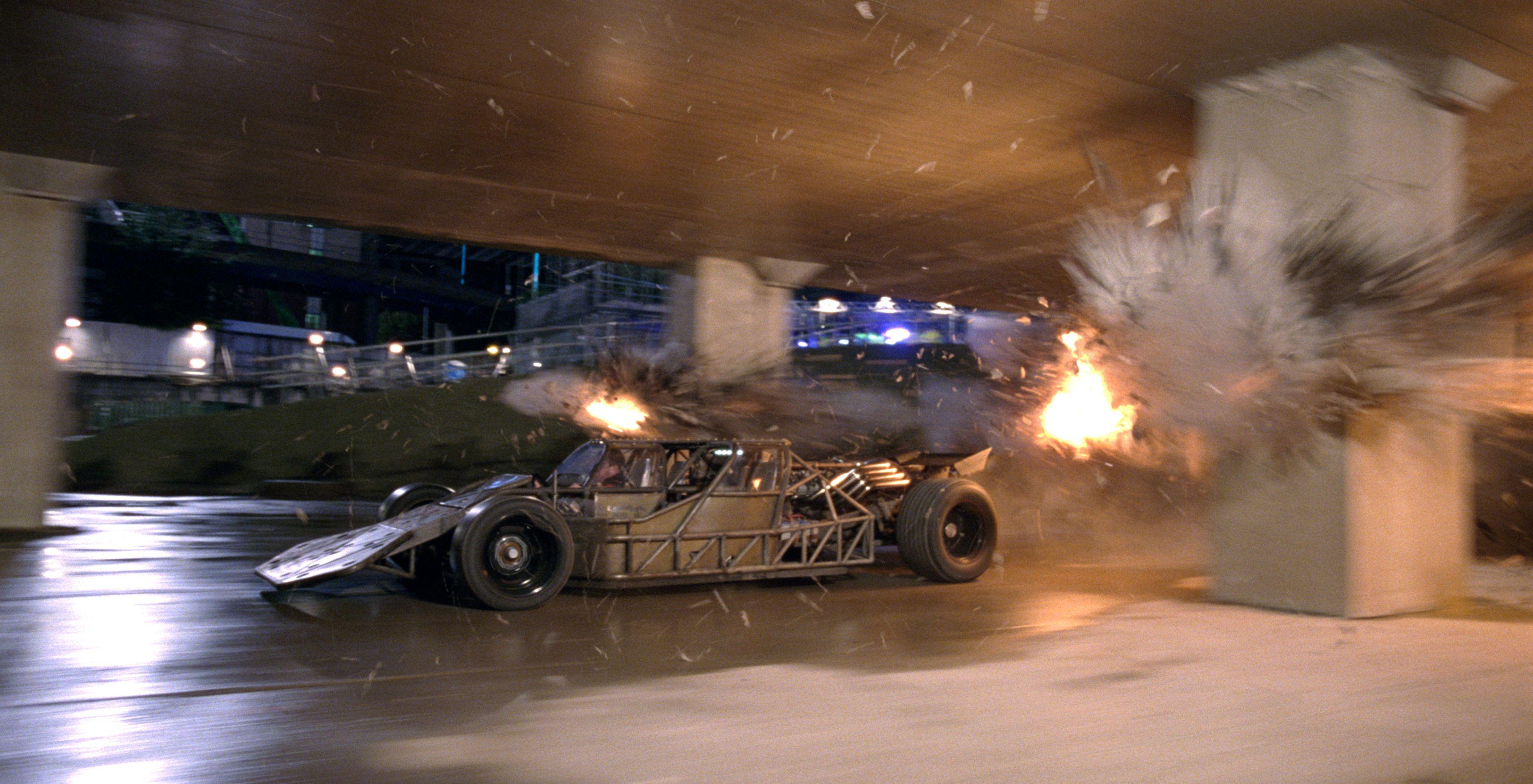 Una scena di Fast & Furious 6, in Blu-ray e DVD dal 2 Ottobre