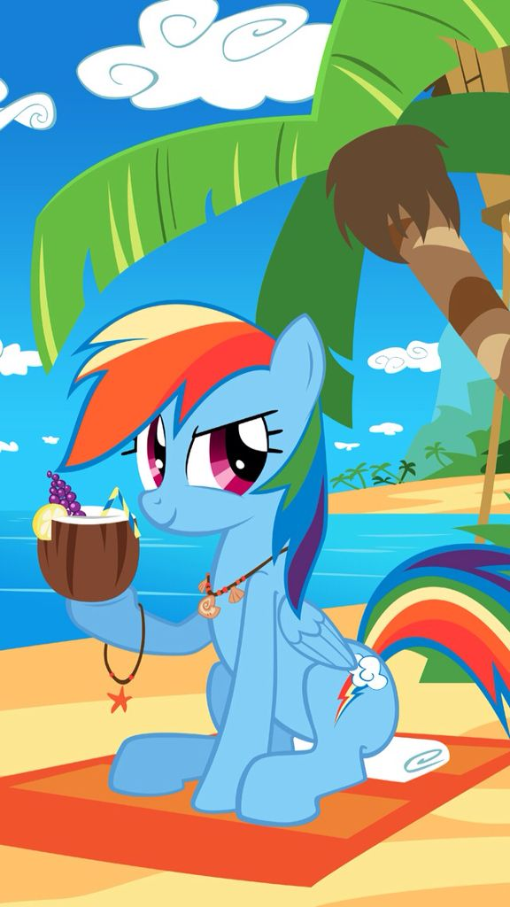 Rainbow Dash Wallpaper Rainbow Dash Mlp My Little Pony Pony