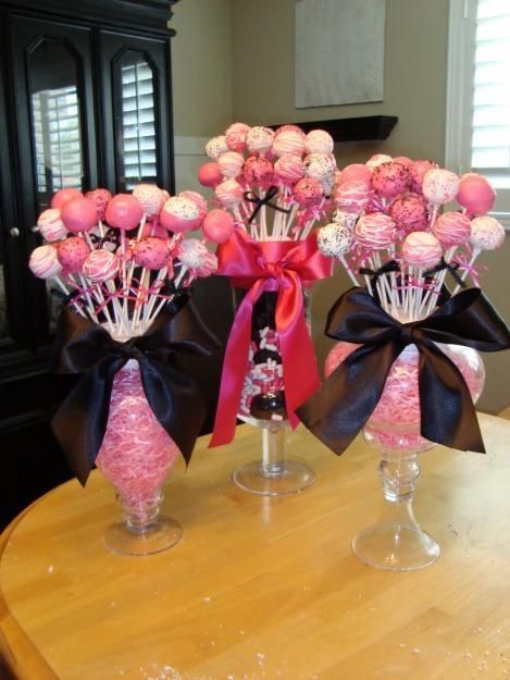 Cake Pops Love Gift Ideas This Is So Cute Festa Monster High