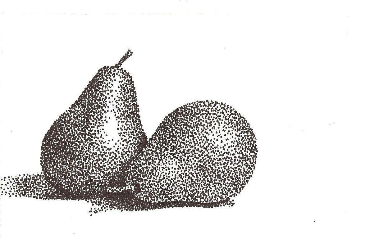 Copy Of Pointillism