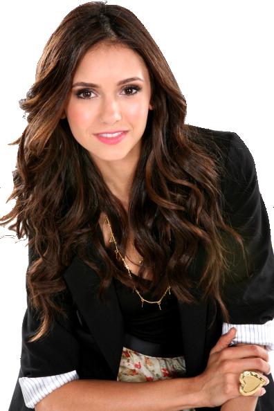 Nina Dobrev Png Nina Dobrev Hair Styles Long Hair Styles
