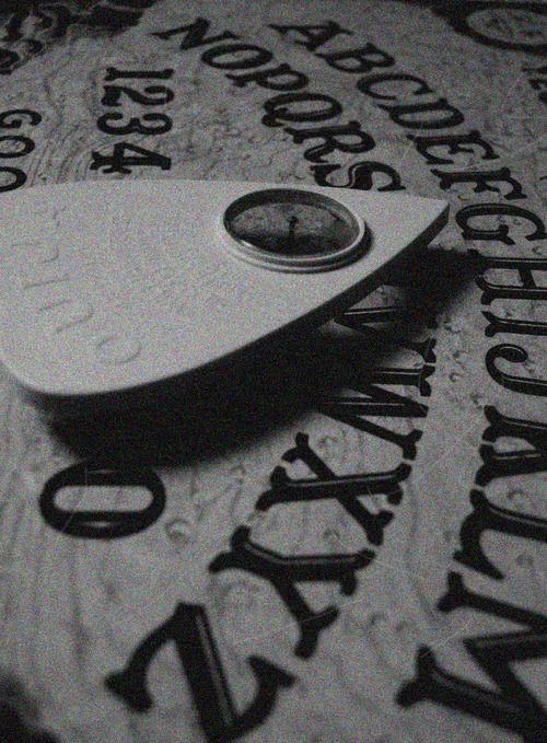 DO NOT play around with a ouija board! | Ouija, Dark ...