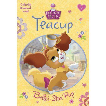 Teacup Belle S Star Pup Disney Princess Palace Pets Palace