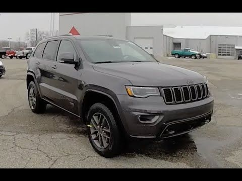2016 jeep grand cherokee limited 75th anniversary edition 4x4 18330 youtube jeepers creepers. Black Bedroom Furniture Sets. Home Design Ideas