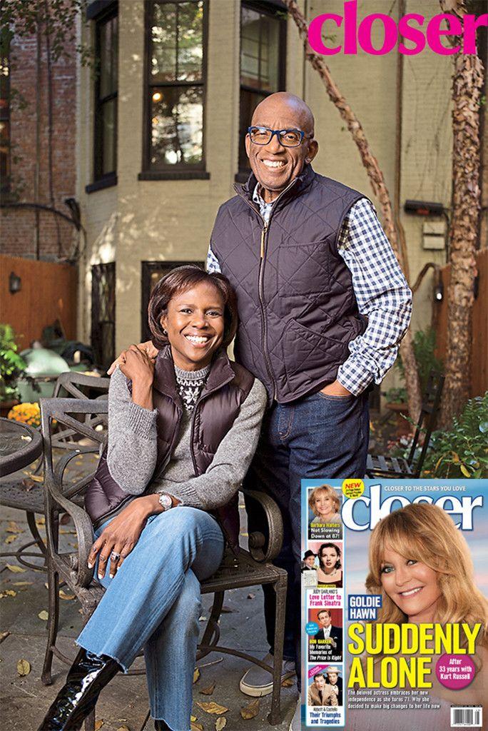 Inside Al Roker S Gorgeous Manhattan Brownstone Celebrity Stars Celebrity Houses Deborah Roberts