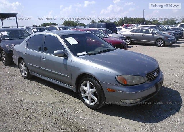 Salvage Gray Infiniti I35 For Sale At San Antonio Tx Join Live