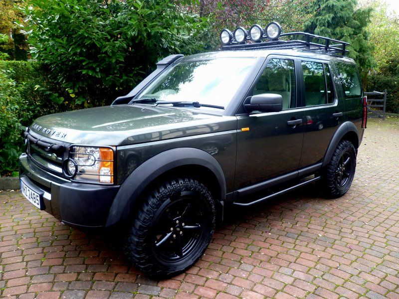 View Topic Black Nuts Satin Black Stormers And 30m Wheel Spacers Land Rover Land Rover Discovery 2009 Range Rover