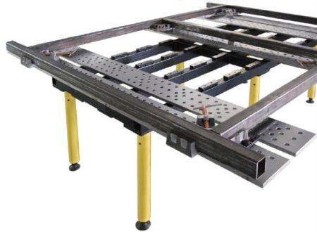 the ultimate welding table toolmonger