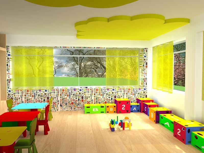 Interior Design Of A Nursery Classroom Picture Gallery School