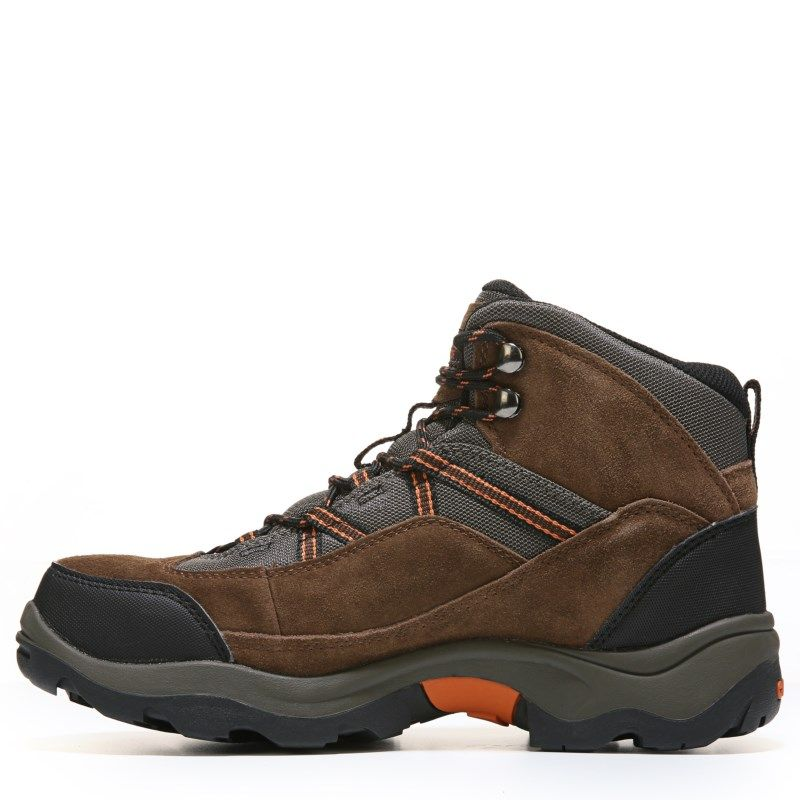 696ab970261 Hi-Tec Men's Bandera Pro Mid Waterproof Steel Toe Work Boots ...