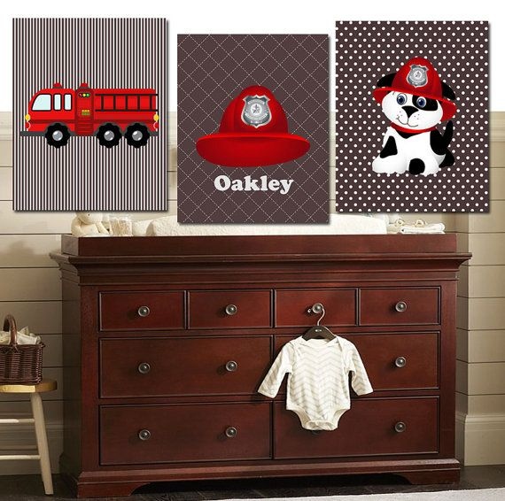 Best 25+ Fire Truck Room Ideas On Pinterest