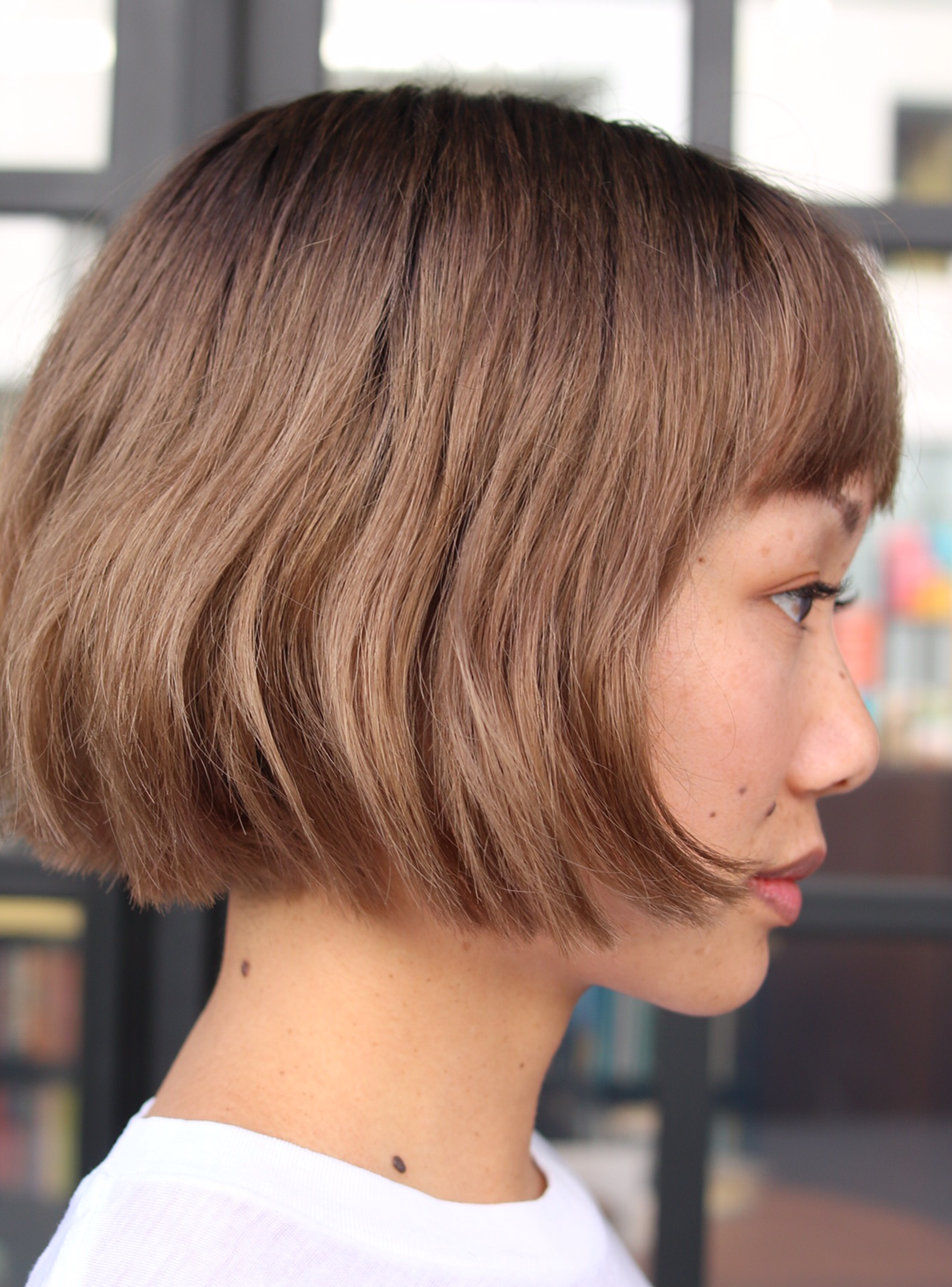 How Women All Over The World Are Wearing The Sci Fi Bob Hair