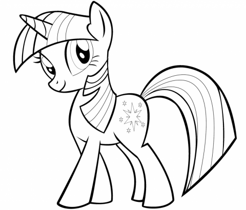 My Little Pony Coloring Pages Hand Picked Free Downloads Hd Fitnezz Entertainment My Little Pony Coloring My Little Pony Twilight Pony Drawing