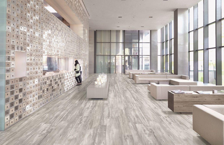Sienna Mille Grey Ash Wood Porcelain Tile in 6x48, 8x48