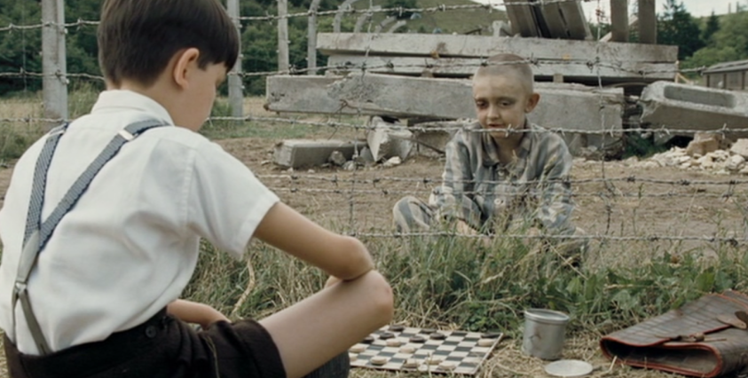 movie analysis on boys in the striped pajamas Possible spoilers: although this review does not explicitly reveal the ending of  the movie, there are enough insinuations that one can make.