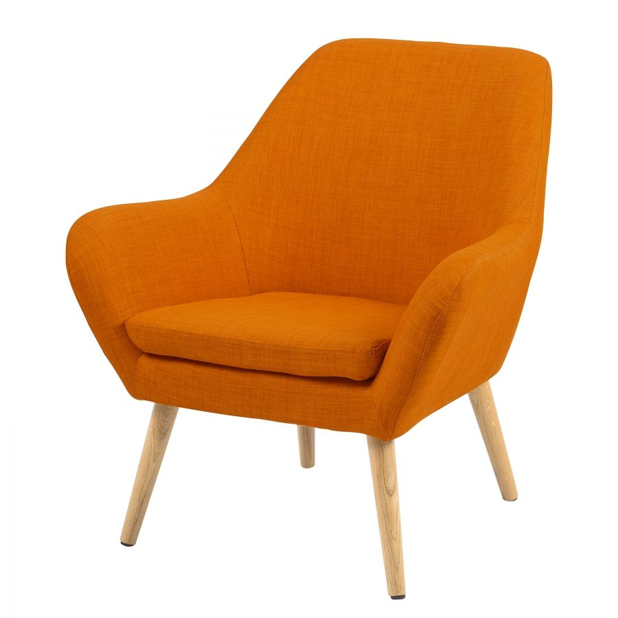Sessel Orange Modern House