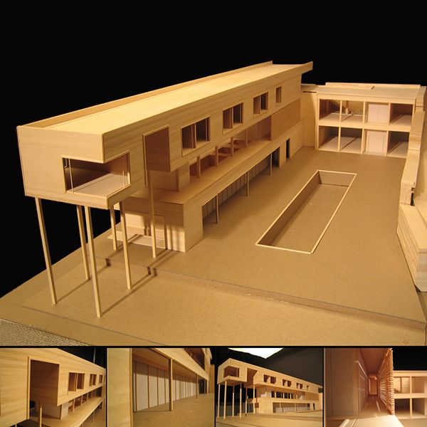 Architecture Models, Model Building, Architectural Models