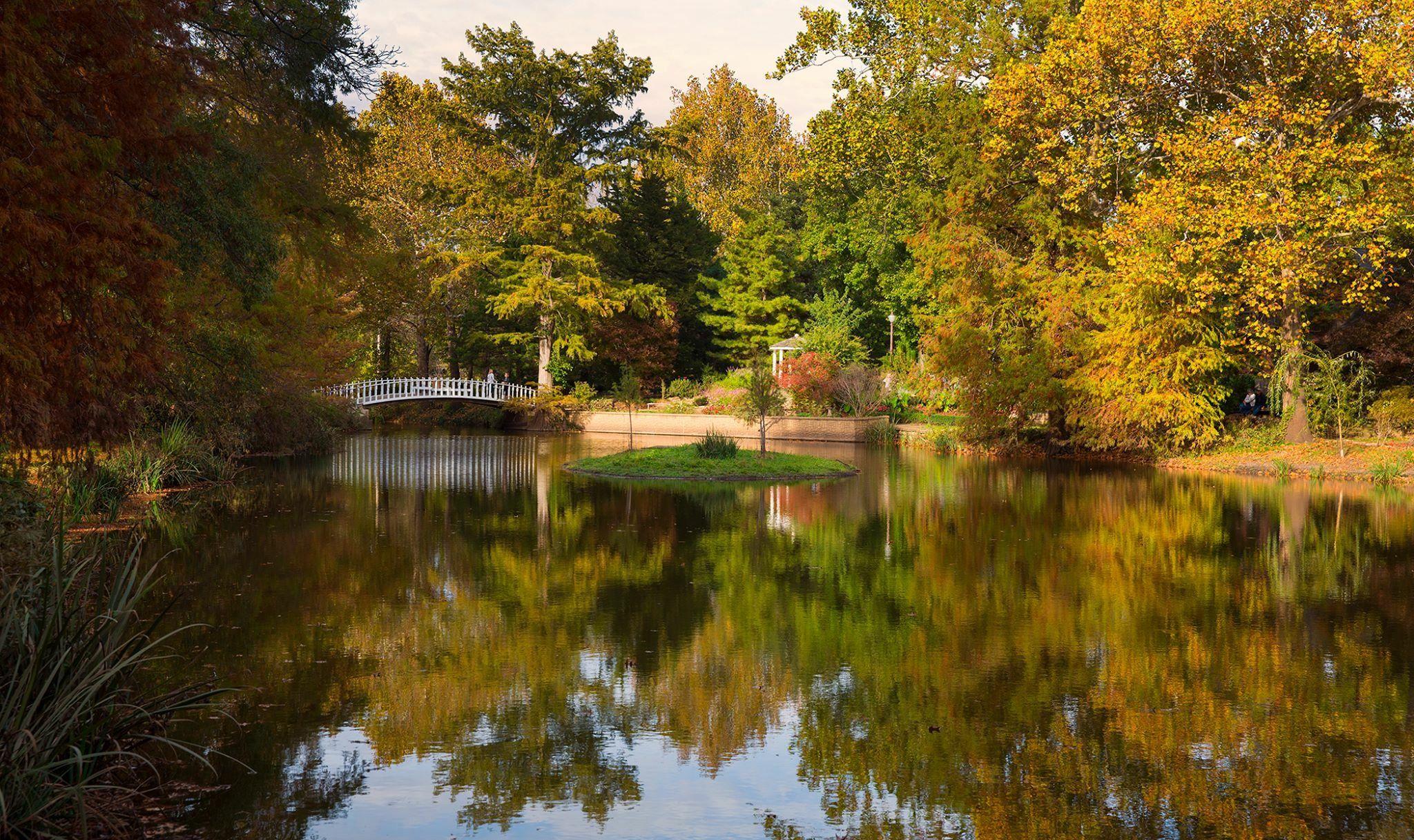 Fall at the Arb | Bartlett Arboretum Belle Plaine, KS | Pinterest