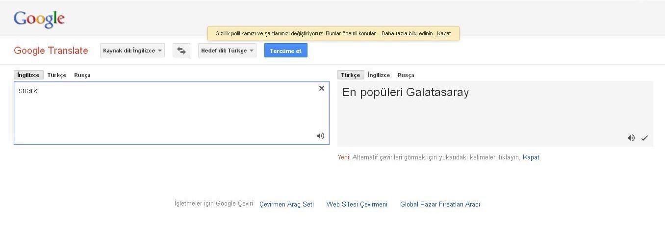 Teknolojine sağlık Google Translate :) http://wp.me/p1piLd-nW