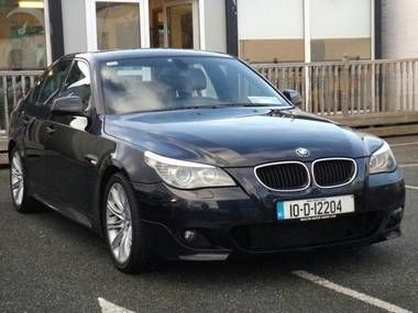 Used 2010 Bmw 5 Series 520 D M Sport Business Edition Nct