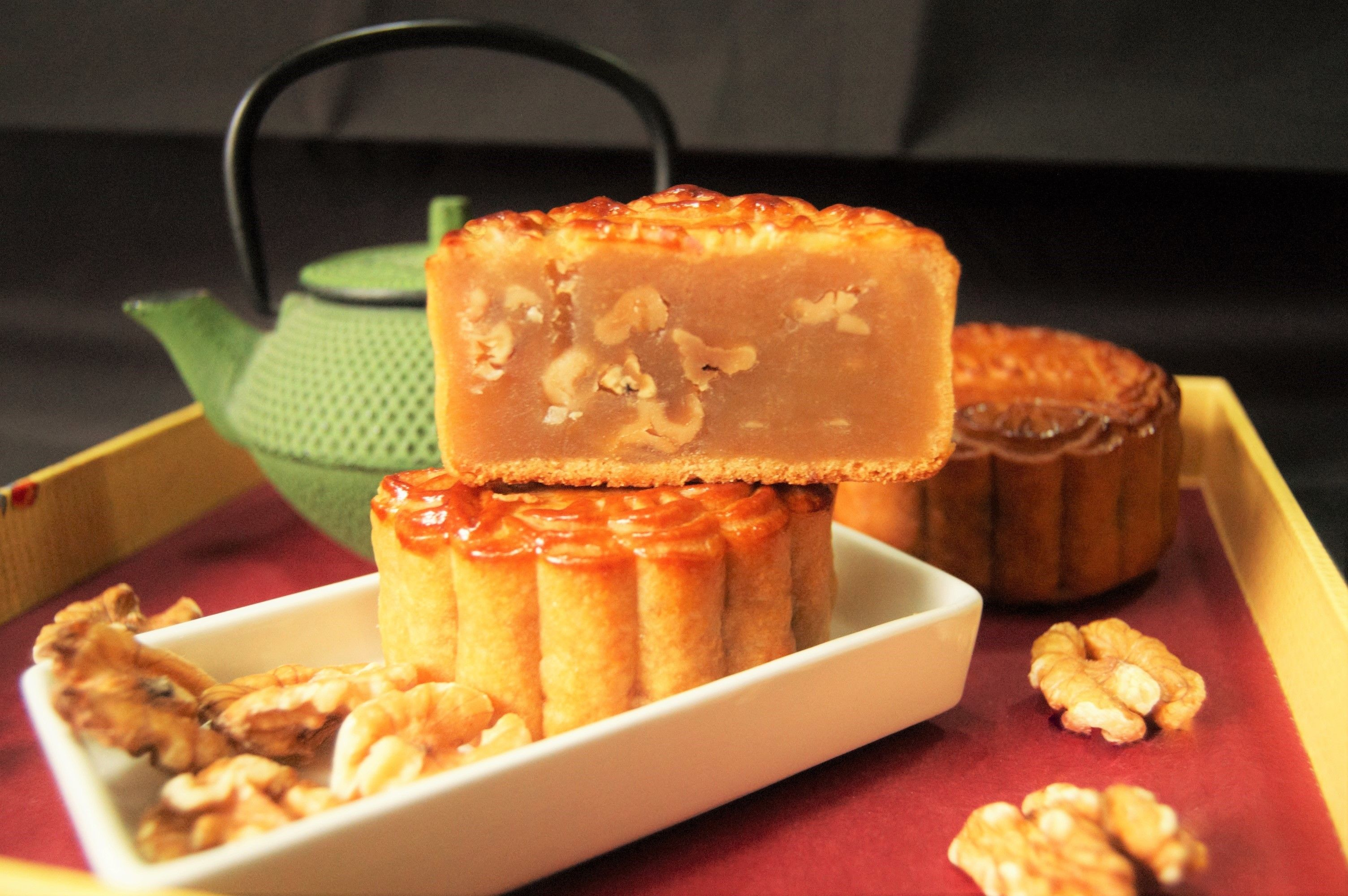 SUCRE Mooncakes SUCRE Low Sugar White Lotus Seed Paste