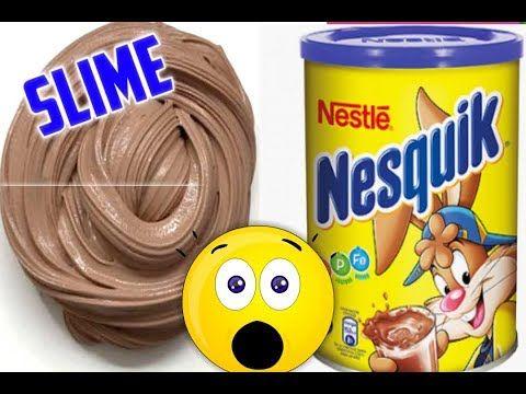 slime comestible nesquick slime slime comestible c mo hacer slime y como hacer slime comestible. Black Bedroom Furniture Sets. Home Design Ideas