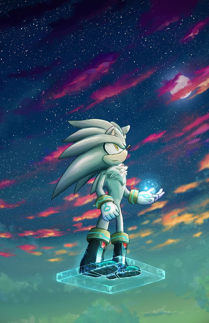Starry Night By Splushmaster12 On Deviantart Sonic And Shadow