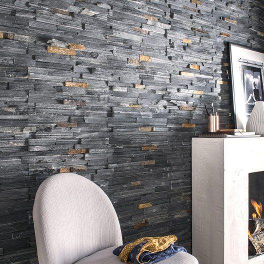les 25 meilleures id es de la cat gorie parement ardoise sur pinterest. Black Bedroom Furniture Sets. Home Design Ideas
