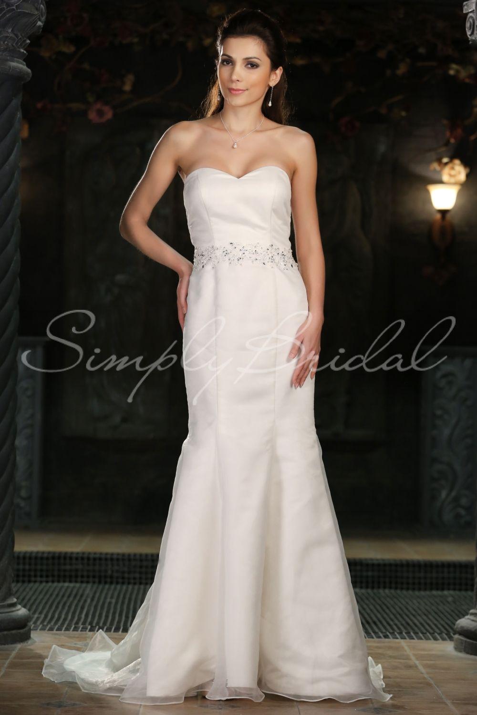 c766dcbd14c Sharon Gown - Mermaid Trumpet - Silhouette - Simply Bridal ...