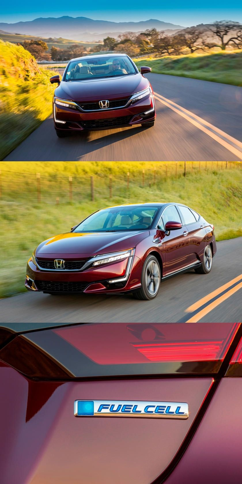 Honda's Funky Clarity Receives MuchNeeded Updates