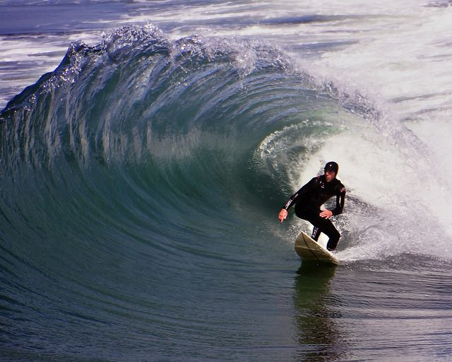 Surfing Pacifica Surfing Natural Landmarks Outdoor