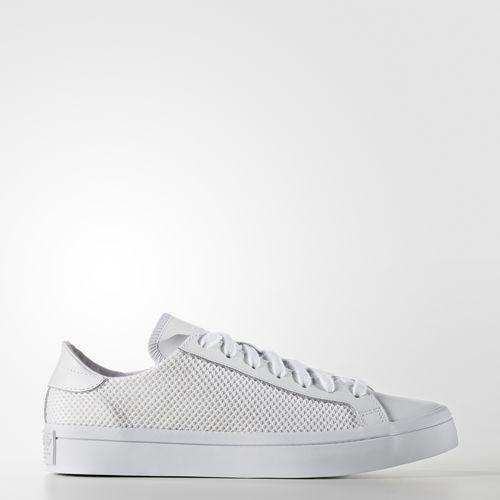 plus de photos 407be bf7e1 Chaussure Court Vantage - blanc | À acheter | Shoes, Adidas ...