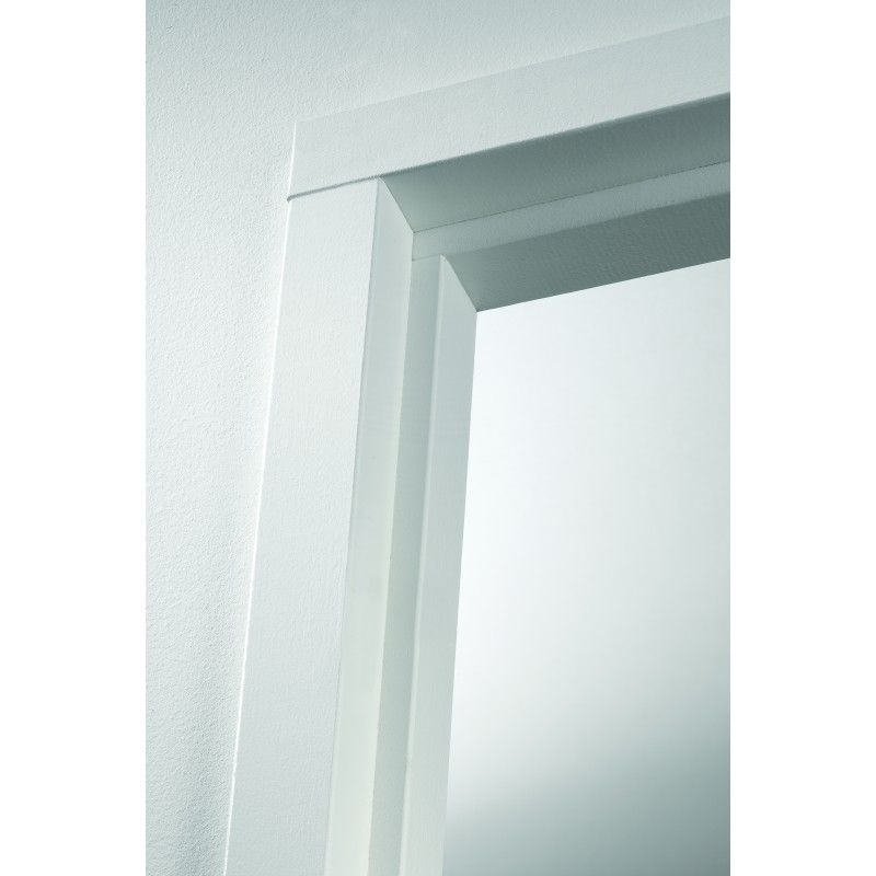 Hardhout Deurkozijn Stomp 56x115mm Wit | Porta Deuren