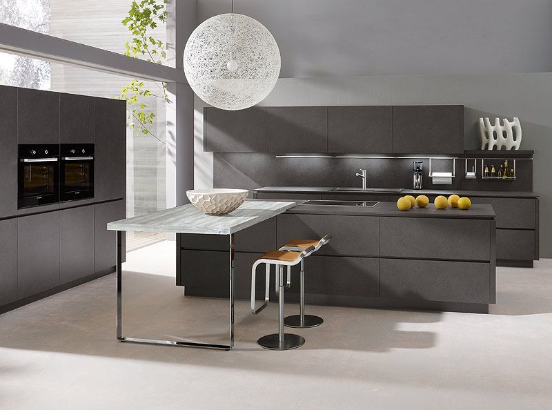 Contemporary modern and traditional kitchens from alno kitchens