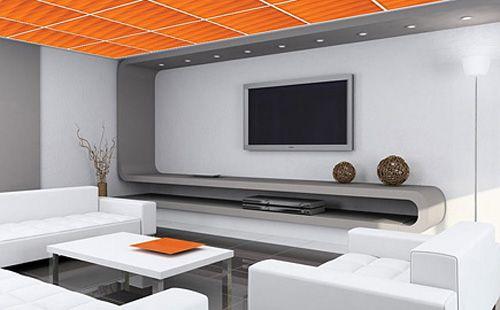 3D Drop Ceiling Panels Contemporary False Ceiling Design Trends Amusing Latest Ceiling Designs Living Room 2018