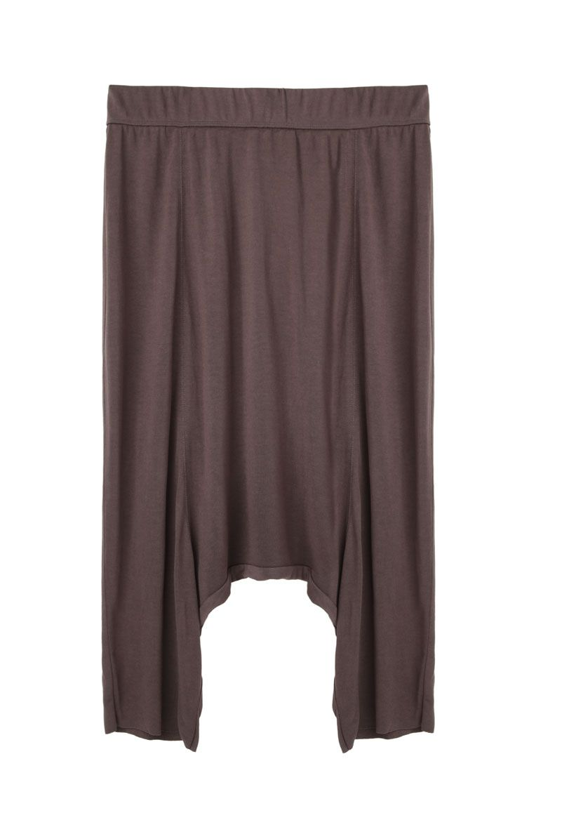 raquel allegra - jersey cropped pant