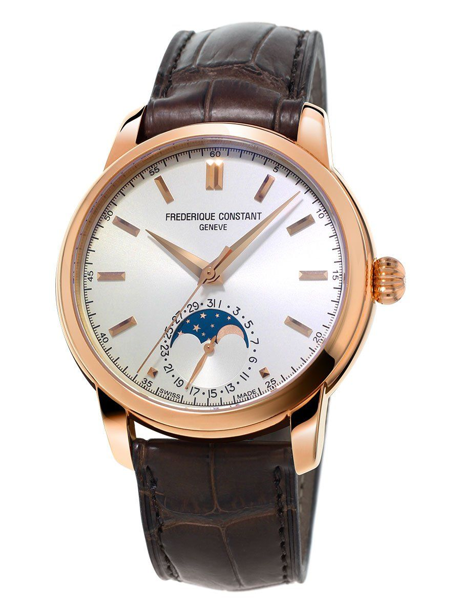 338bcb3d63f Frederique Constant Classic Moonphase (old model) FC-715V4H4