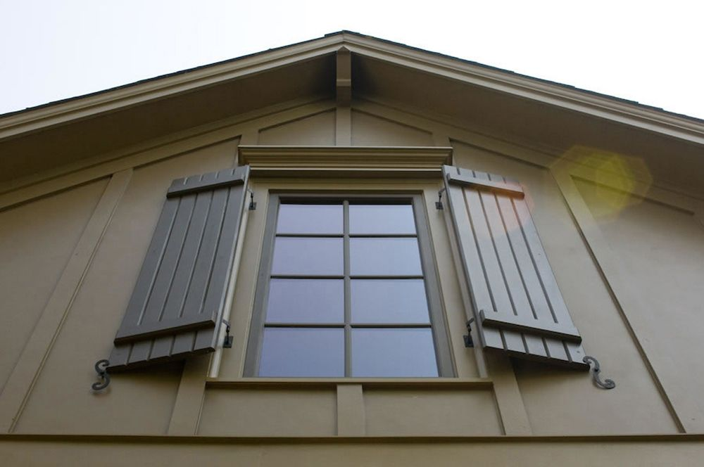 Shutters And Trellis By Exovations Atlanta Decorative